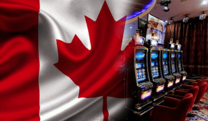 canadian flag slots